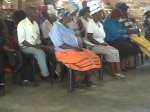 more of the rooigrond informal settlement community members